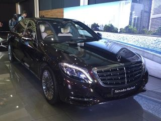 Mercedes Benz S Class Price Check January Offers Images Mileage