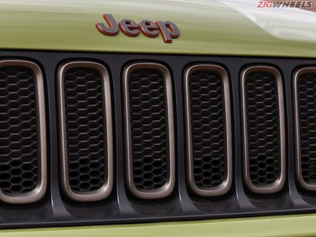 Jeep Renegade First Drive Review grille
