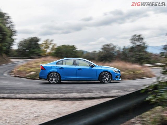 2017 Volvo S60 Polestar: First Drive Review Photo Gallery