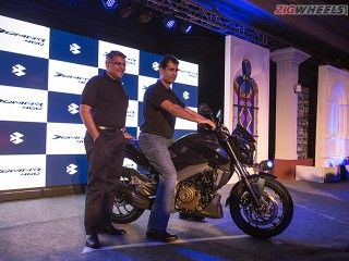 Bajaj Dominar 400: Launch Photo Gallery