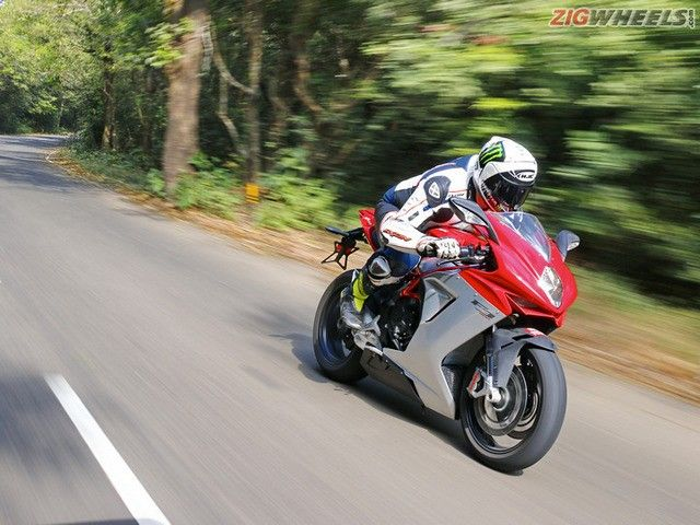 MV Agusta F3 800: First Ride Review Photo Gallery