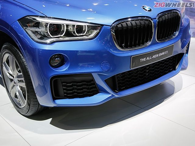 2016 Auto Expo: New BMW X1 Photo Gallery