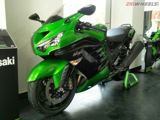 Kawasaki Ninja ZX 14R Price, Images, Colours, Mileage, Review in