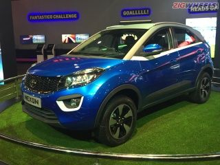 Tata Nexon Price Check Festive Offers Images Specs
