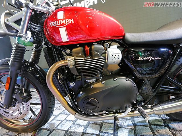 triumph street twin price check june offers images. Black Bedroom Furniture Sets. Home Design Ideas