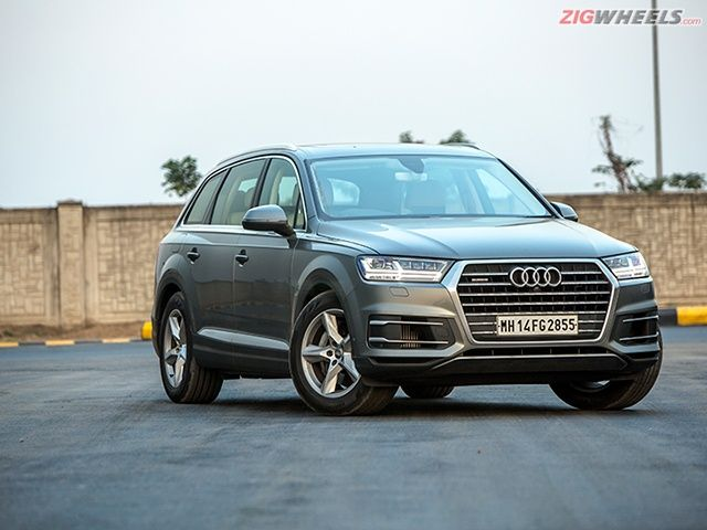 audi q7 price check june offers images mileage specs. Black Bedroom Furniture Sets. Home Design Ideas