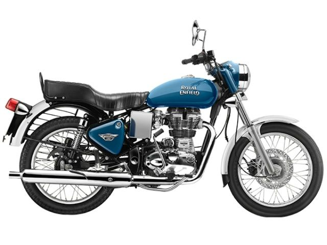 Royal Enfield new colour variants: Photo Gallery