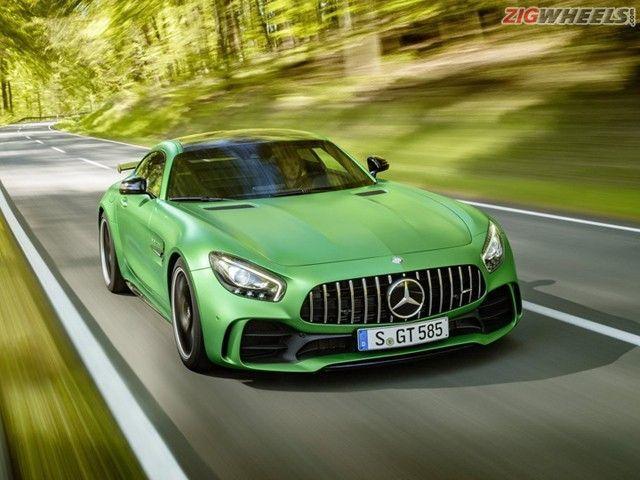 Mercedes-AMG GT R: Photo Gallery
