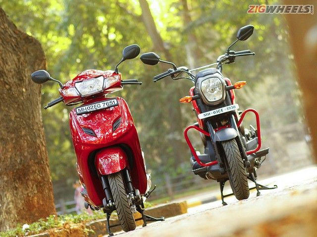 Honda Activa 3G vs Honda Navi: Comparison Review