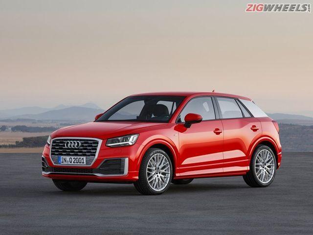Audi Q2: Photo Gallery