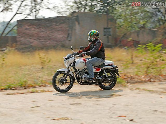 Bajaj V15 Review Photo Gallery