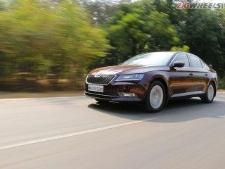 2016 Skoda Superb First Drive: Photo Gallery