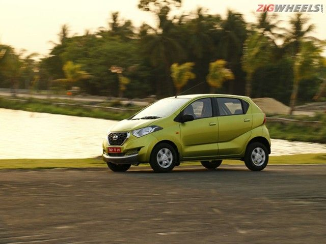 Datsun redi-GO: First Look Photo Gallery