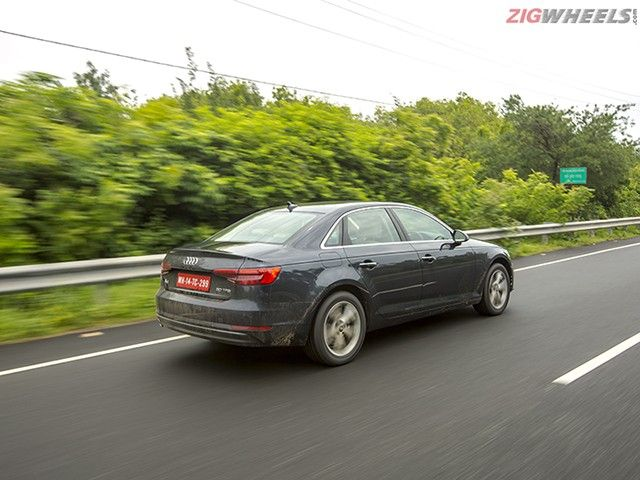 Audi A4 30 TFSI: First Drive Review Photo Gallery