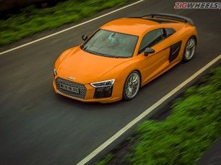 2017 Audi R8 V10 Plus: Review Photo Gallery