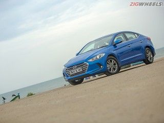 Hyundai Elantra Price, Images, Mileage, Colours, Review in