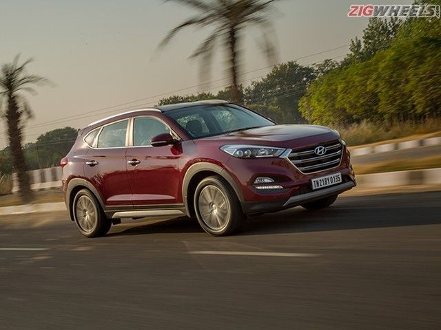 Hyundai Tucson: First Drive Review Photo Gallery