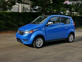 Mahindra e2oPlus: First Drive Photo Gallery