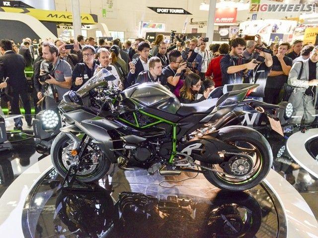 Kawasaki Ninja H2 Images Ninja H2 Pictures Photos Gallery