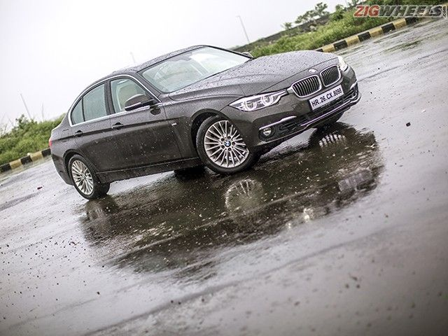 BMW 320i Review: Photo Gallery