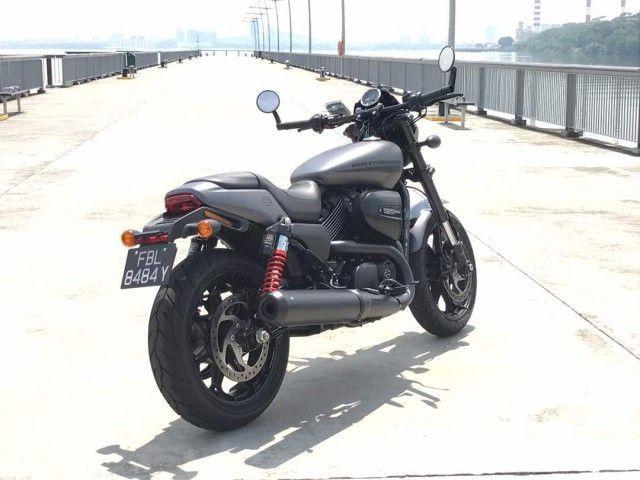 Harley Davidson Street Bike