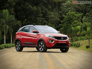tata nexon first drive review in pictures