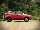 The Nexon, like its competitors, is just under four metres long, but at 1811mm the Nexon is the widest. Its 2498mm wheelbase is almost as much as the Maruti Suzuki Vitara Brezza.