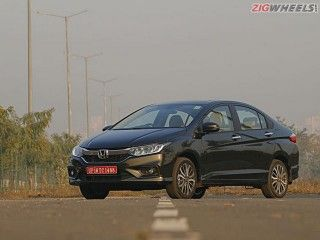 2017 Honda City: First Drive Review In Pictures