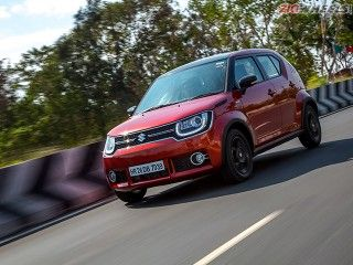 Maruti Suzuki Ignis: First Drive Review In Pictures