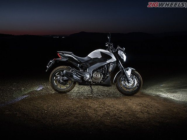 Bajaj Dominar 400: Review Photo Gallery