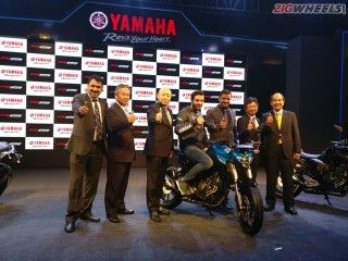Yamaha FZ25 Launch: Photo Gallery