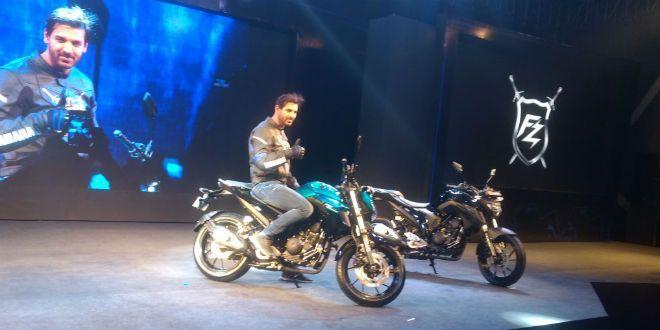 Yamaha FZ25 Launch: Photo Gallery