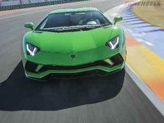 Lamborghini Aventador S: First Drive Review In Pictures