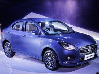 2017 Maruti Dzire First Look In Images