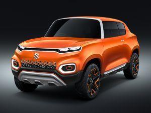 Auto Expo 2018: Maruti Suzuki Future-S Concept In Pictures