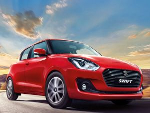 2018 Maruti Swift in 25 Images
