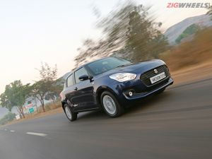 2018 Maruti Suzuki Swift: First Drive Review In Pictures