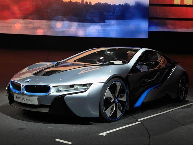 BMW i8 Concept Study