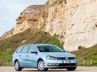 The Volkswagen Passat Estate BlueMotion