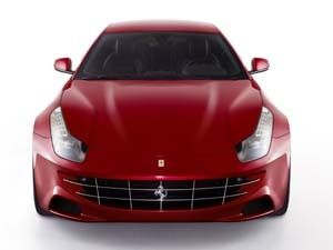 Ferrari FF Launched in India Report