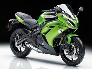 New Kawasaki Ninja 650R T