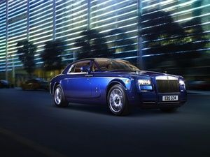 Rolls Royce Phantom Series II Film