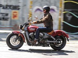2014 Indian Scout: Official Video