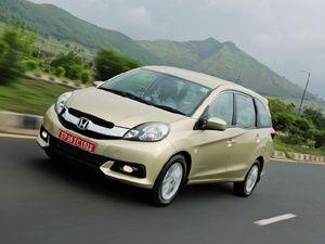 Honda Mobilio Price Images Specifications Mileage Zigwheels