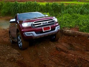 2015 Ford Endeavour: Walkaround Video Review