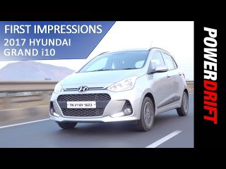 Hyundai Grand i10 : What does it have to offer? : PowerDrift Refresh Team  ZigWheels