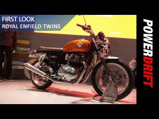 Royal Enfield Continental Gt 650 Images Continental Gt 650 Pictures