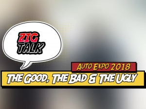 Auto Expo 2018: The Good The Bad And The Ugly