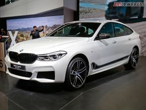 BMW 6 GT At Auto Expo 2018: First Look