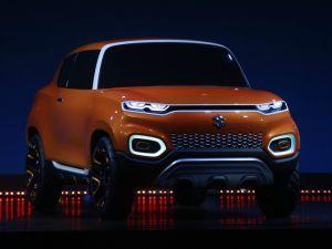 Maruti Suzuki Future-S Concept SUV At Auto Expo 2018